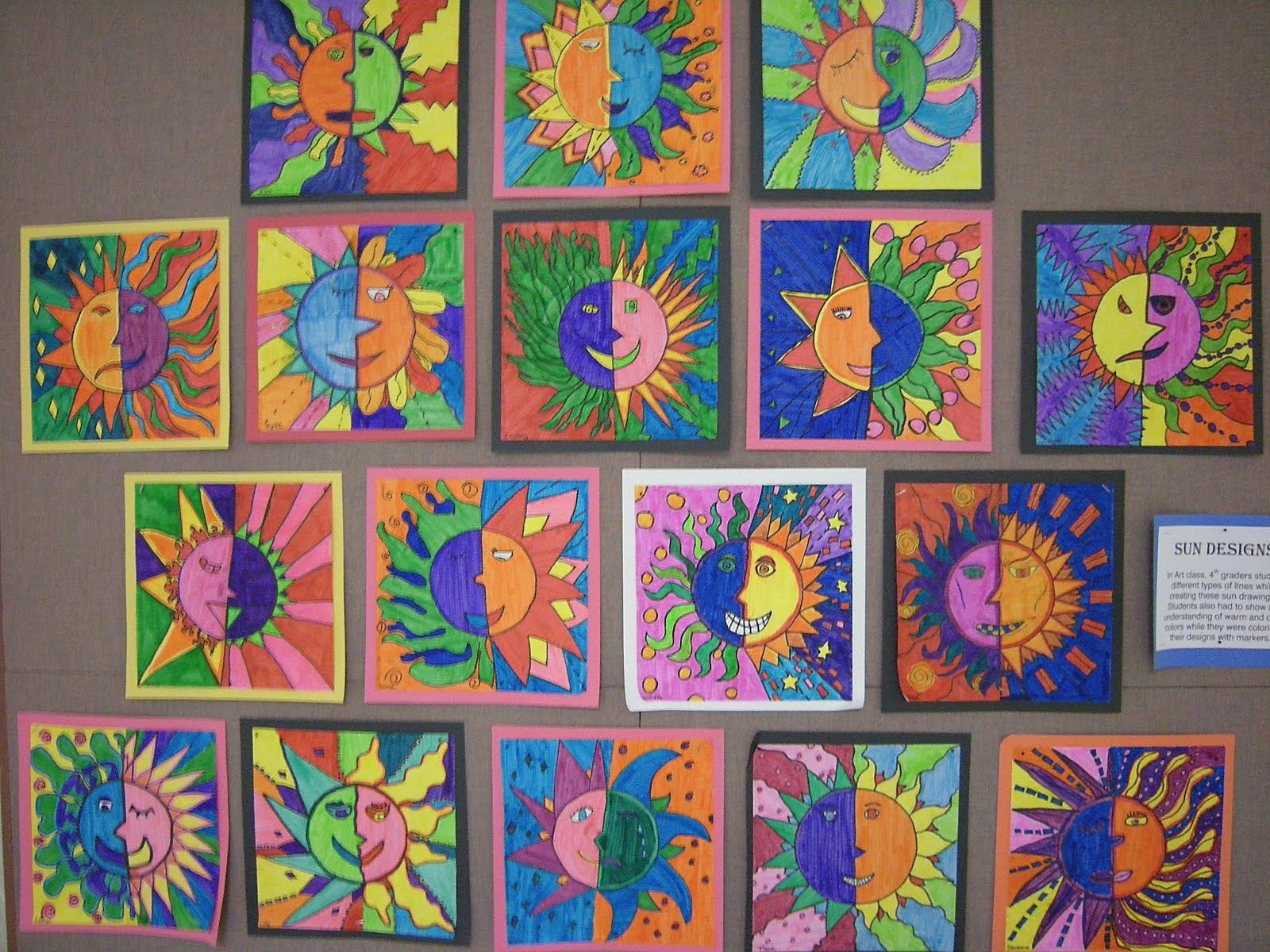 Fun Art Projects 4th Grade