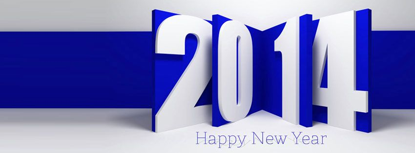 Happy New Year 2014 Wallpaper Images Facebook Cover Photos Home