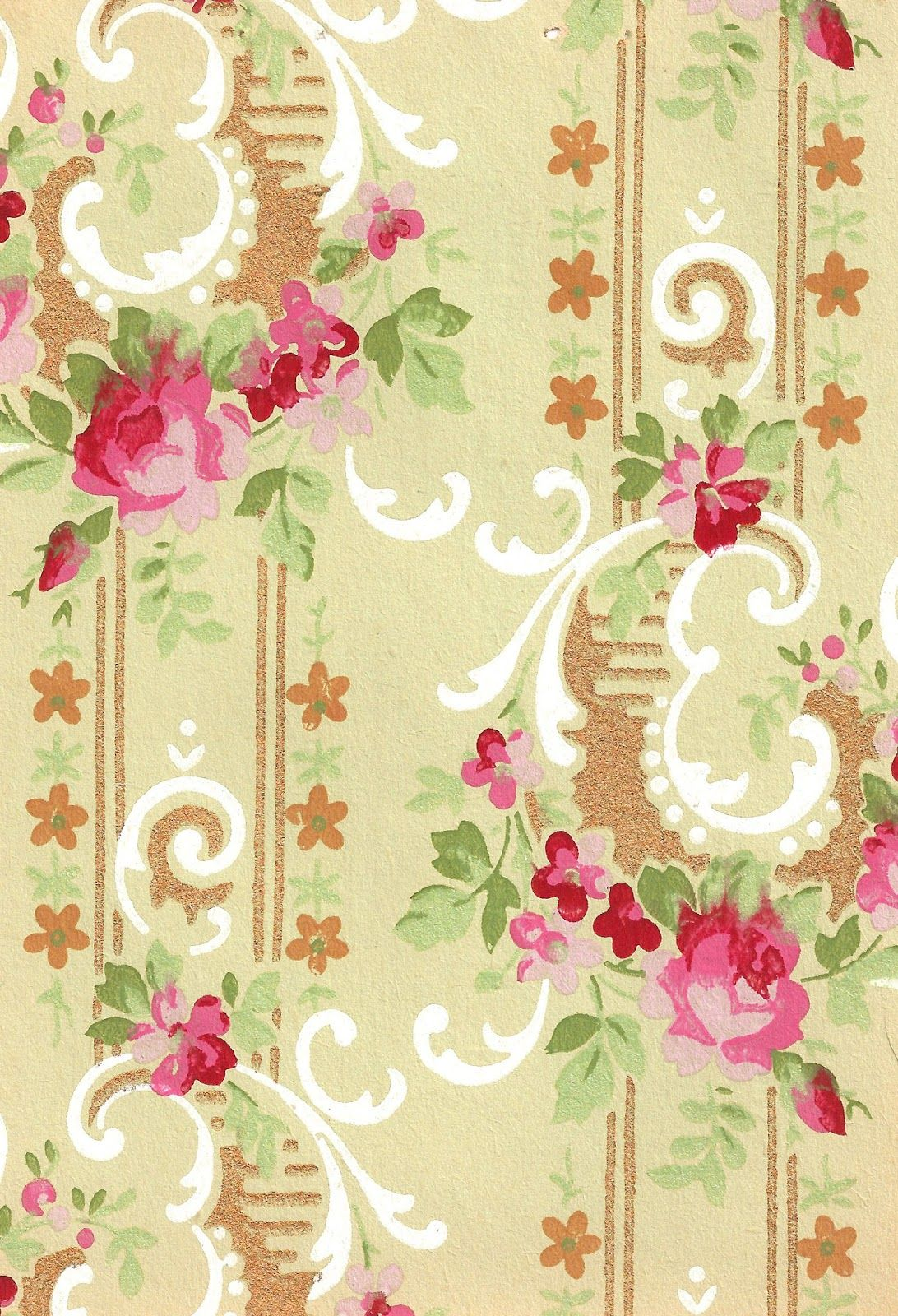 victorian wallpaper / | home / fabric and wallpaper | pinterest