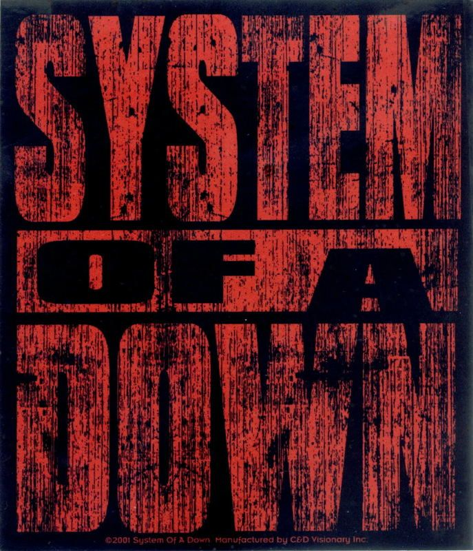 system down red logo | favorite music | pinterest