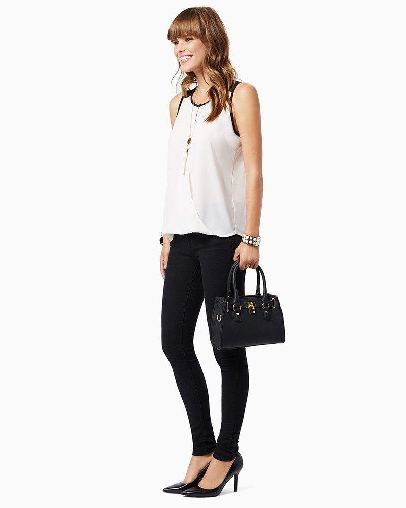 Eislyn Colorblock Tank | Fashion Apparel | charming ...