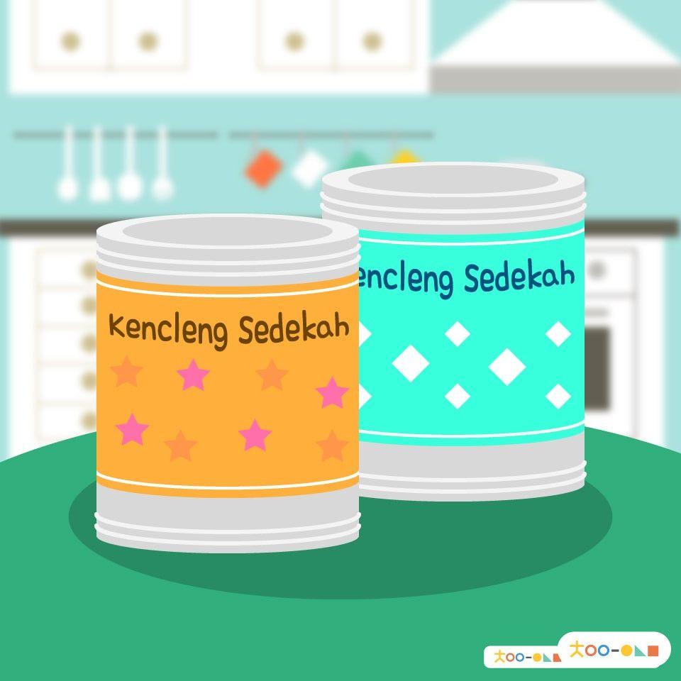 Play Edisi Ramadan Membuat Kencleng Sedekah Belajar Sambil Bermain Mainan Mainan Anak