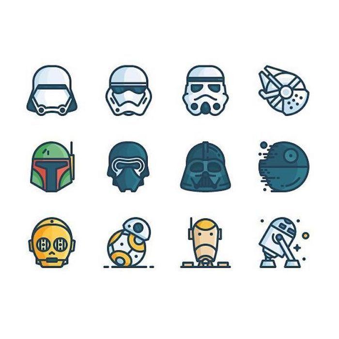 1001 Ideen Zum Thema Star Wars Tattoo Und Seine Bedeutung