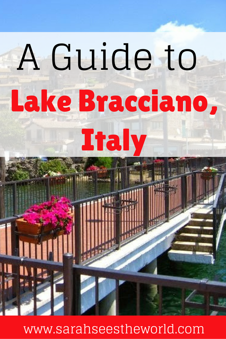 If you're looking for an off the beaten path adventure in Rome, a trip to Lake Bracciano, Italy might be up your alley. Stroll through the picturesque streets, take tours of castles, and much more. Check out our guide so you know where to go and what to see while you're there. Don't forget to save this to your travel board.