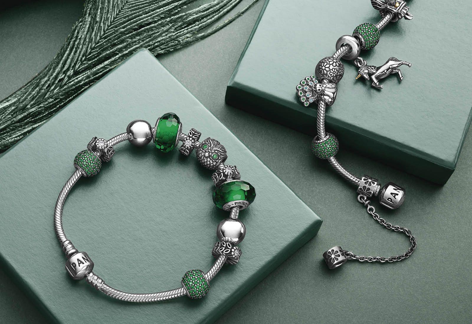Pandora Decouvrez Le Nouveau Guide De Style Automne Bijoux Tendance Bracelet Pandora Charms Bijoux