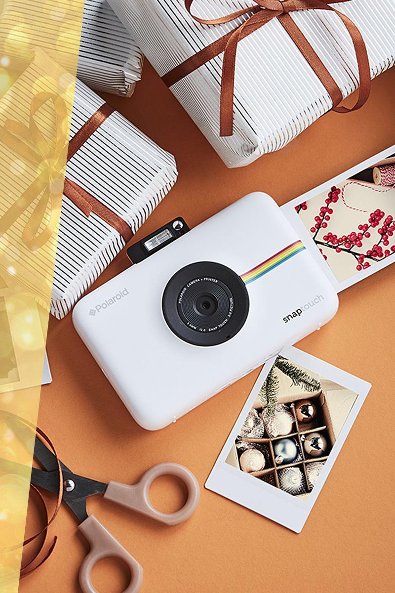 Polaroid Sofortbildkamera Mit Zink Drucktechnologie Snap Touch