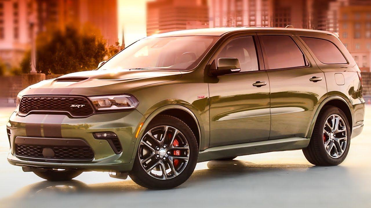 2021 Dodge Durango Srt 392 Interior Exterior Drive Exhaust Sound Dodge Durango Dodge Exhaust Sounds