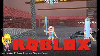 Roblox Icebreaker Gameplay Roblox Summer Games Event Summer