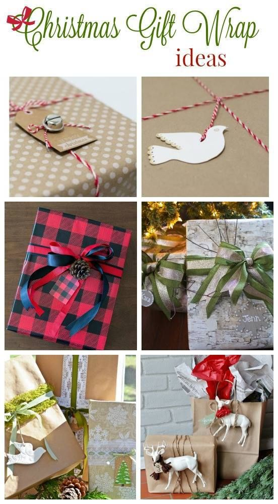 Wrapping Your Gift with a Gift