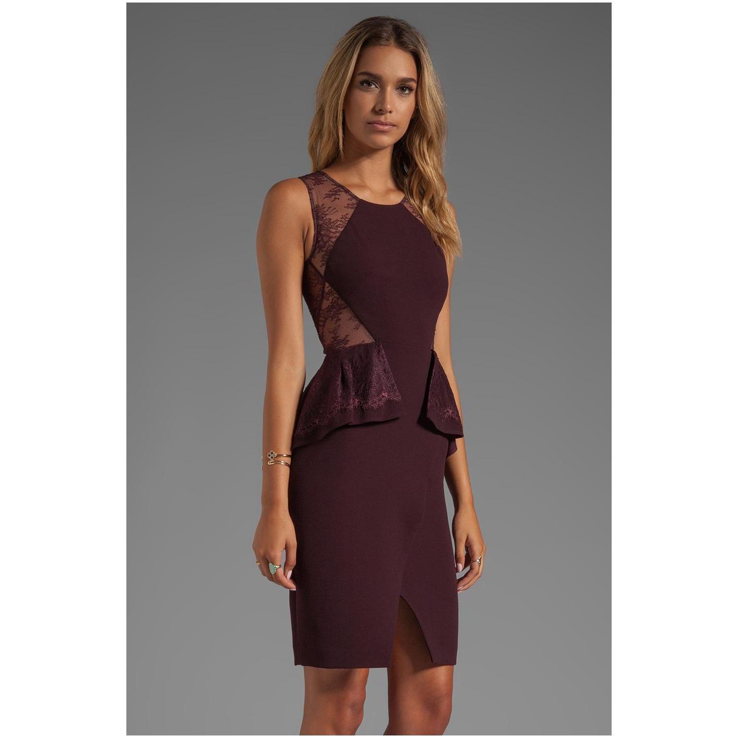 7ecc77a180f Robe cocktail bcbg max azria – Robes à la mode et populaires 2018