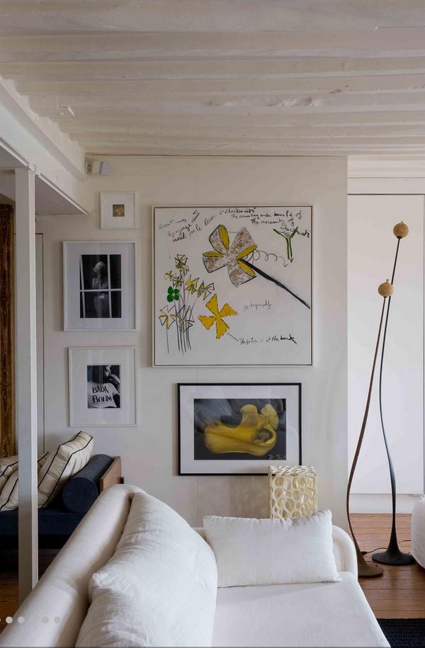 Portrait d\'une designer d\'intérieur : Sarah Lavoine - Decocrush ...