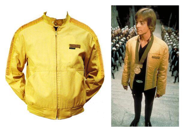Luke Skywalker Inspired Yavin IV Shirt Cosplay Costume