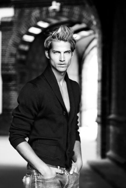 Have german male model aaron bruckner were not