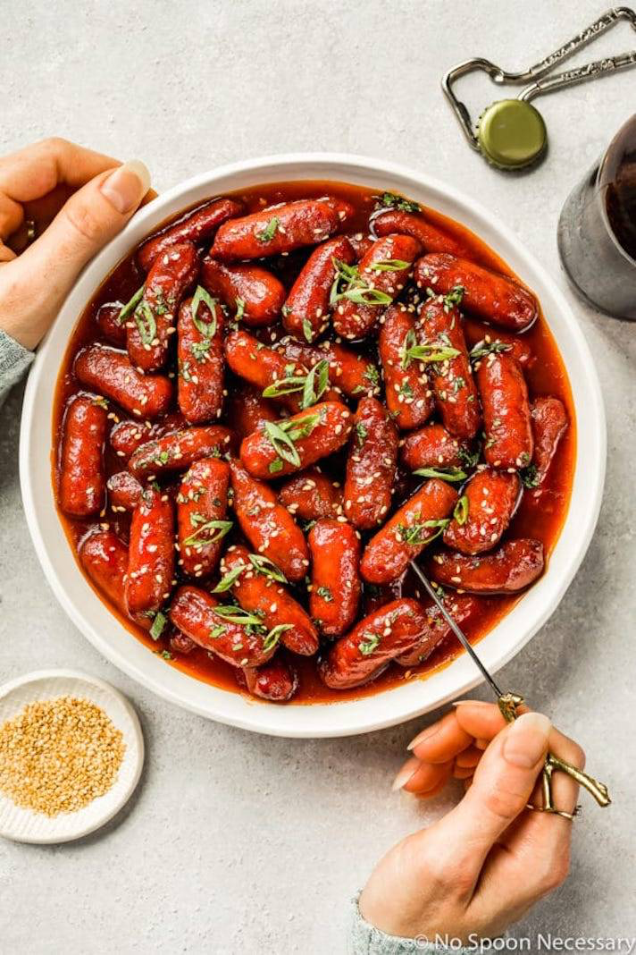 17 Super Bowl Snacks You Can Make In a Slow-Cooker