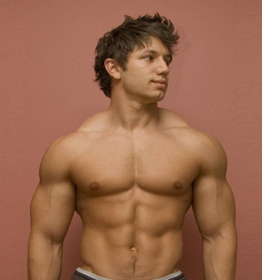Boy muscle gay