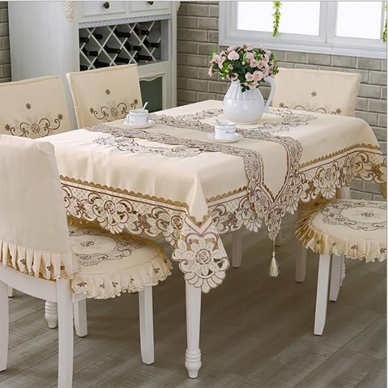Square Floral Tablecloth Estofamento Sofa Estofado Toalha De Mesa