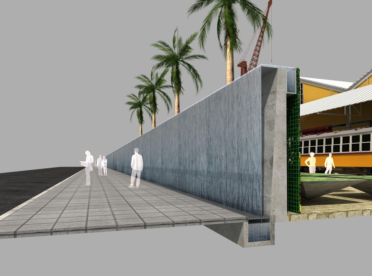 arquitetura muro - Pesquisa Google