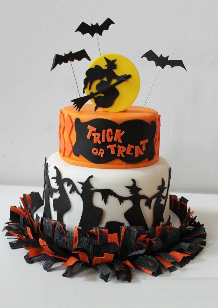 #halloweenkuchen