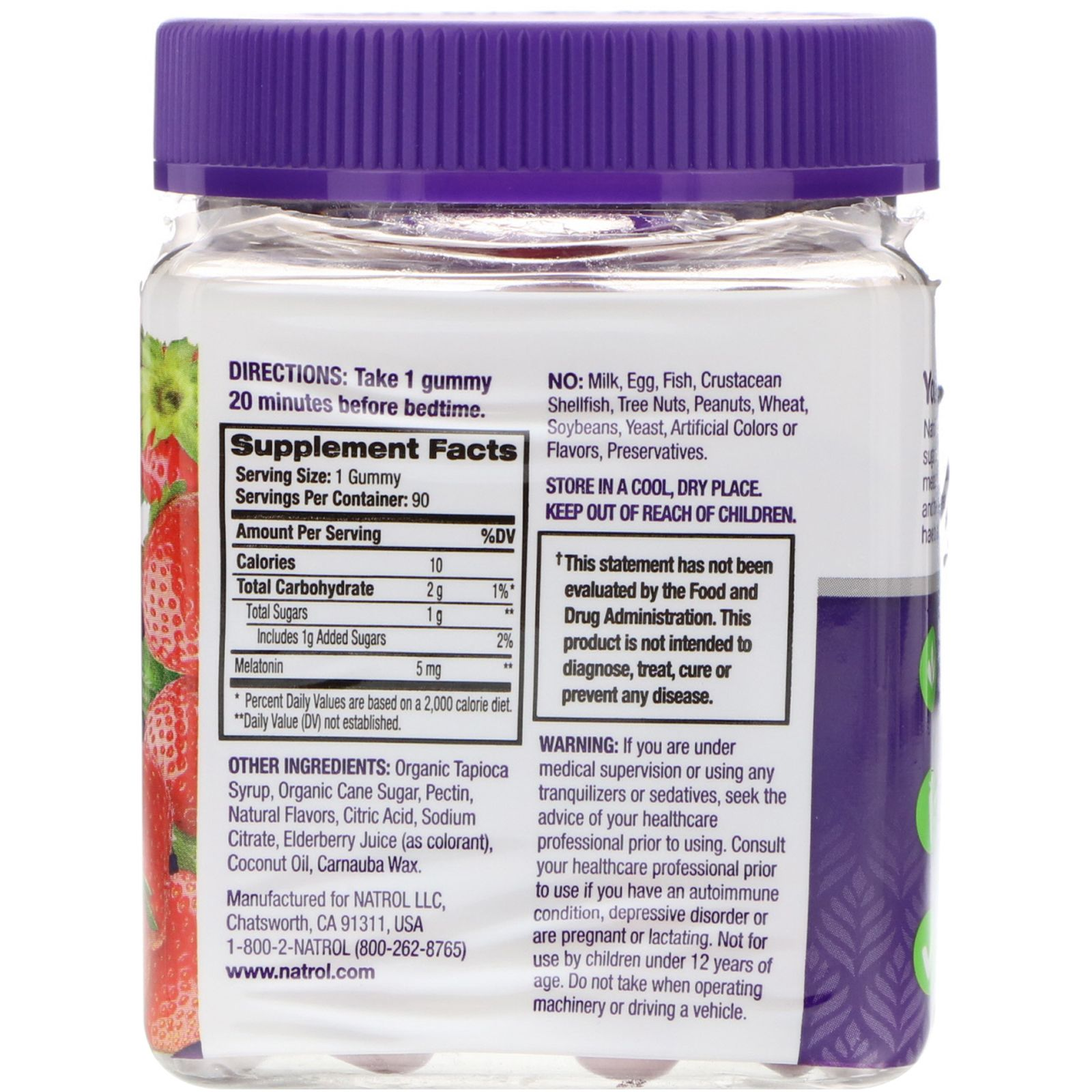 Kal Melatonin 3 Mg 120 Tablets: Comprar Natrol Melatonina 3 Mg 240 Comprimidos Procurando Onde