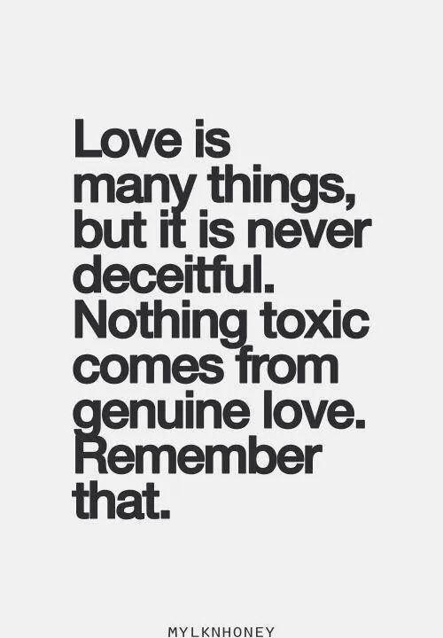 It Isn't Love – It Is Narcissistic Abuse