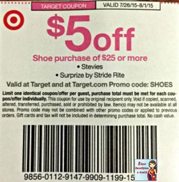 gratis cupones de tienda target el 16 de agosto cupones y muestras
