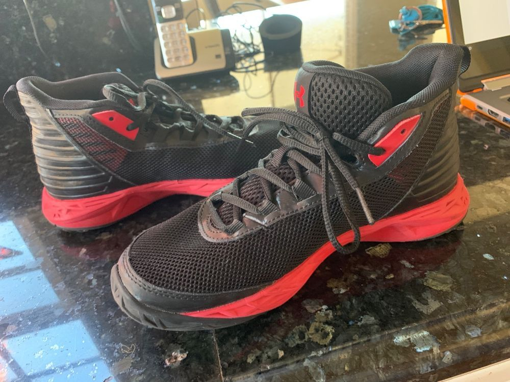 8dc0586bdab1d Under Armour Steph Curry shoes Size 5 #fashion #clothing #shoes ...