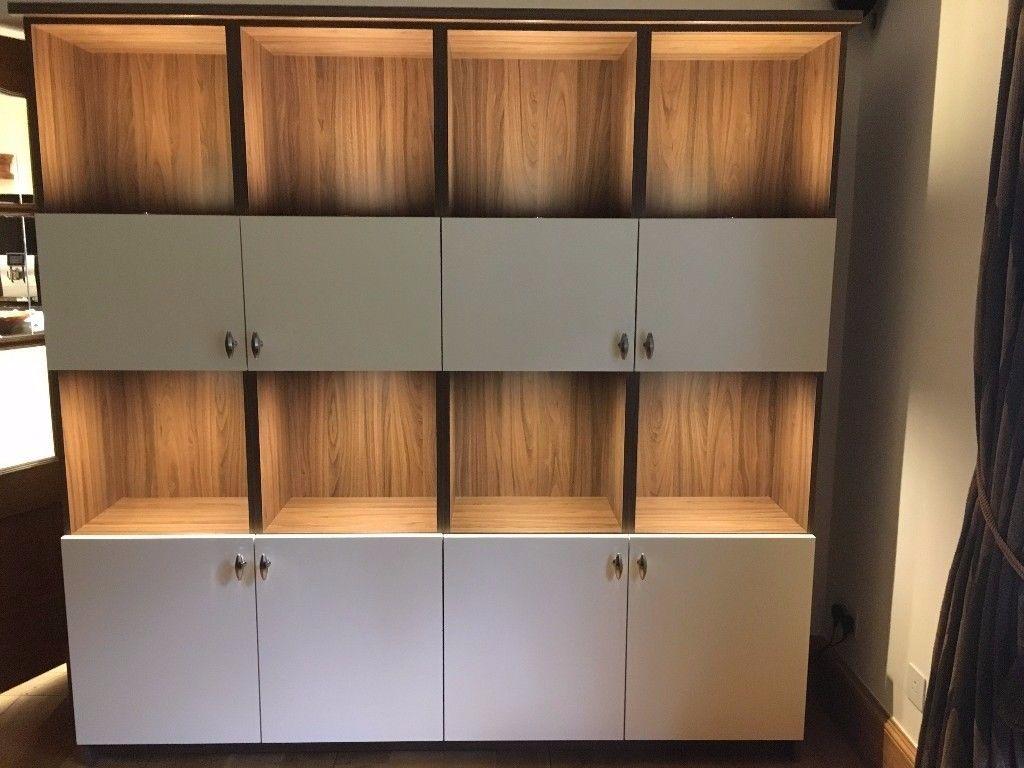 Brand New Neville Johnson Bookcase Craftsman Furniture Living Furniture Bookcase