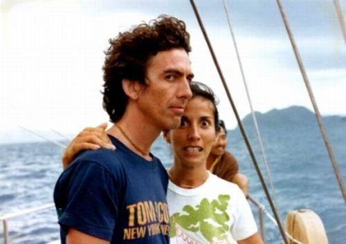Resultado De Imagen Para George Harrison And Olivia Arias