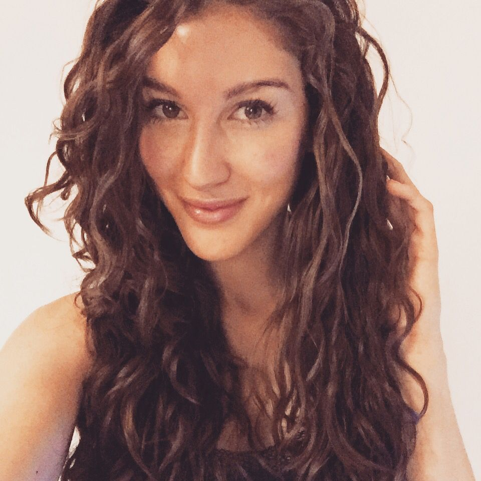 Loose Wavy Curls Naturally Curly Hair Loose Wavy Curls Curly