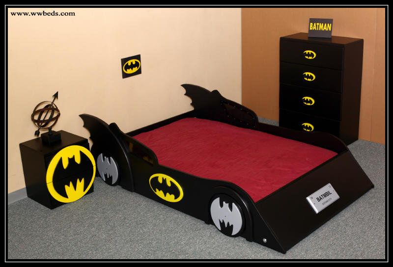 Batman Bed Batman Bed Kid Beds Batman Room