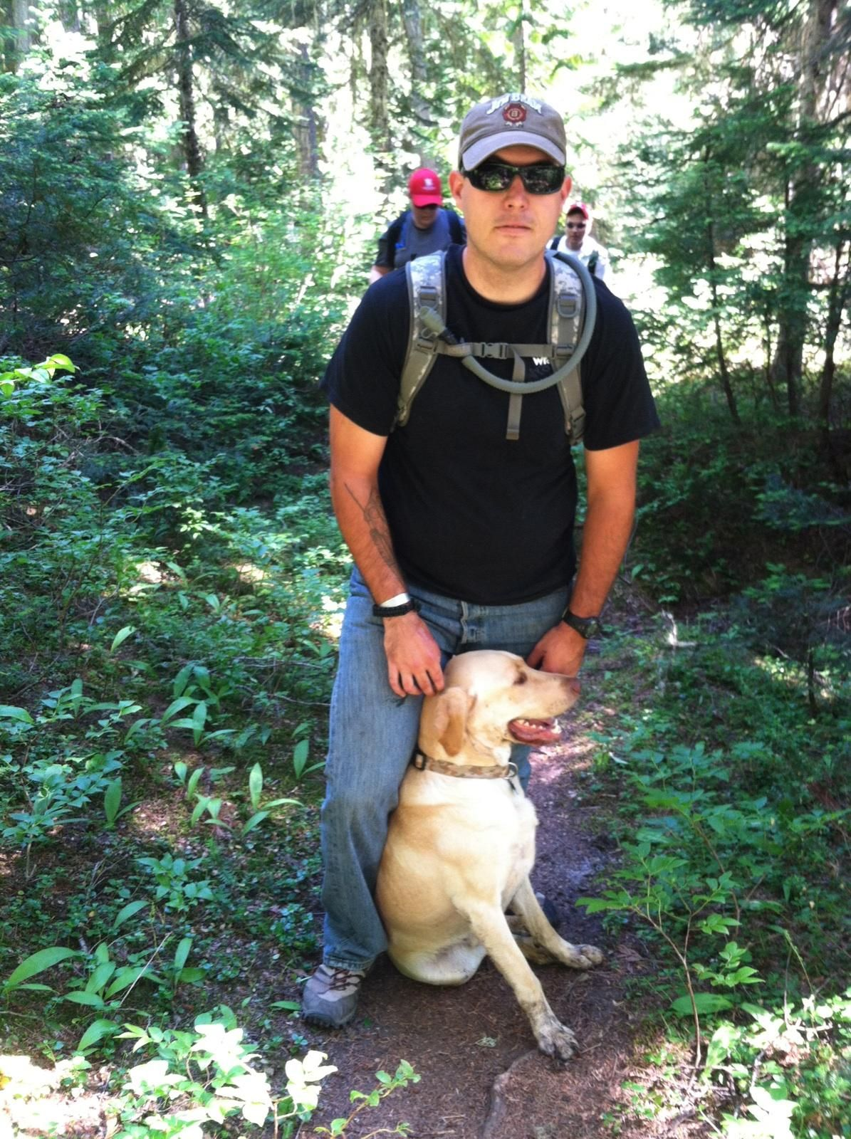 All American Dogs Foundation Trains Service Dogs For Olympia S