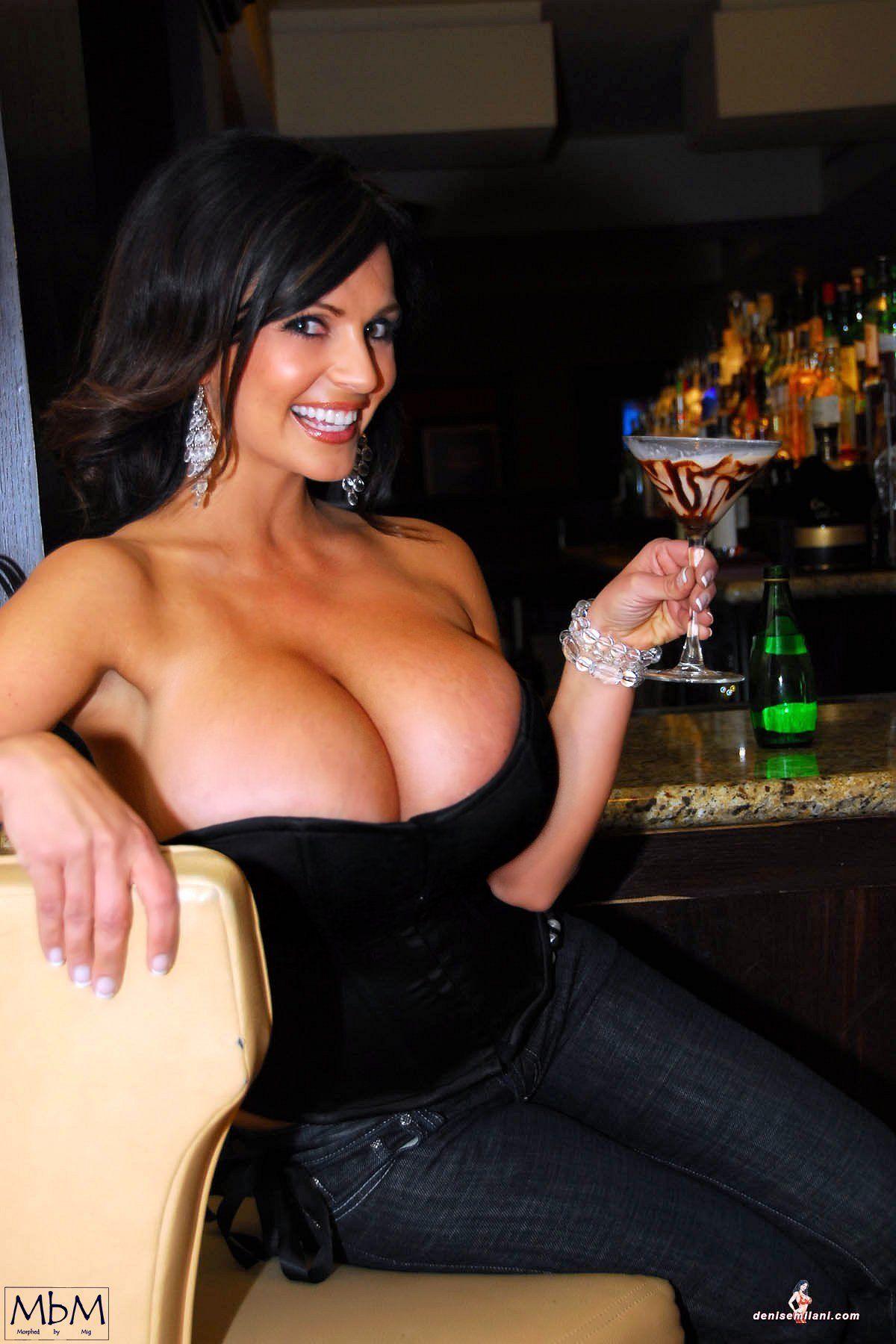 9 best denise milani images on pinterest | milani, beautiful women