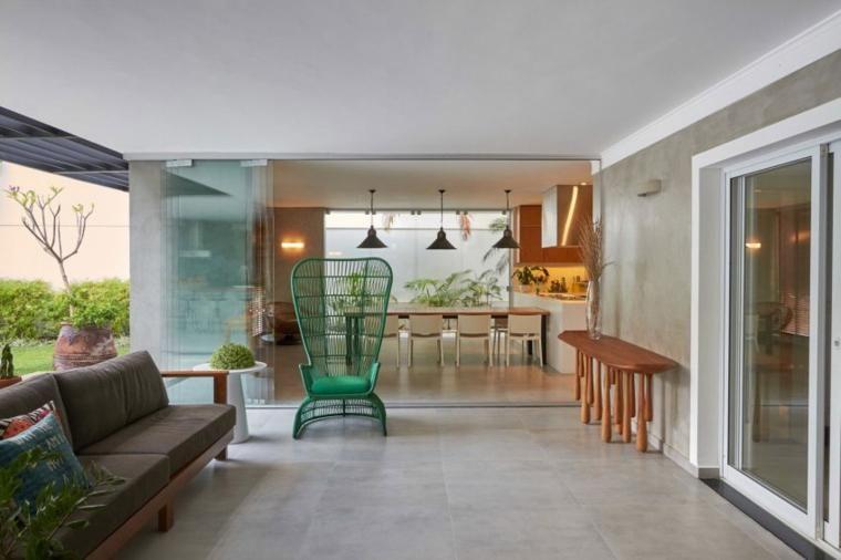 Interior design haus 2018 die residenz des designers lisandro piloni scandinavian möbel