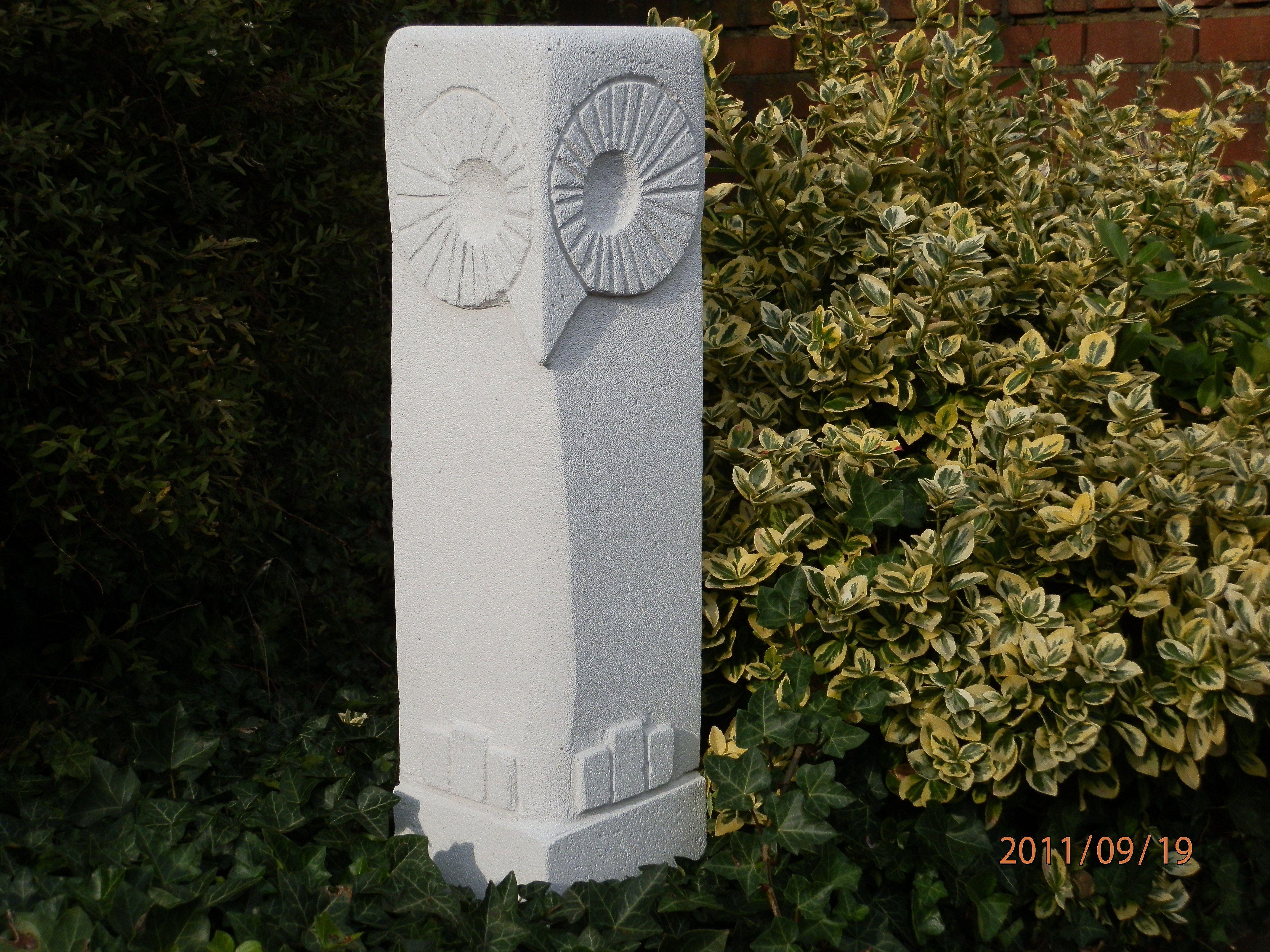 Ytong beeldhouwen ytong pinterest for Steinskulptur garten