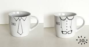 Diy Mugs Idea Home DYI Pinterest - 20 cool creative coffee mug designs