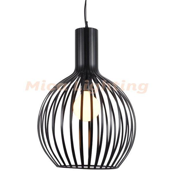 metal cage pendant light seppo koho octo replica lighting ideas