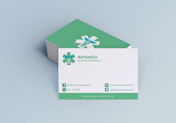 Pharmacist Logo Brand Identity On Behance Apt Pinterest
