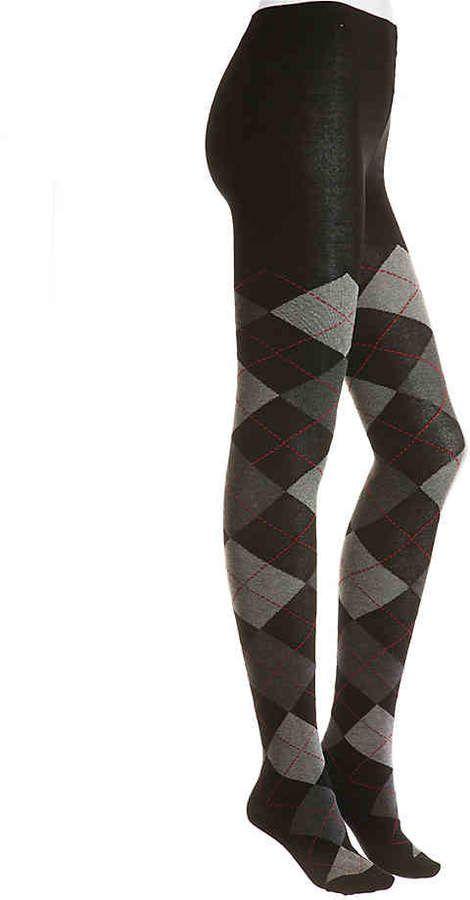 9d97f62c2aae7 Me Moi MeMoi Argyle Sweater Tights - Women's #Argyle#MeMoi#Moi ...