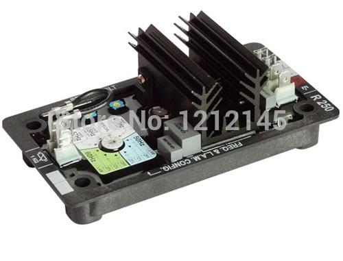 98.00$  Buy now - http://aliwn5.shopchina.info/go.php?t=2021887555 - R250 AVR For Leroy Somer Alternator,R250 Alternator Voltage Regulator 98.00$ #buychinaproducts