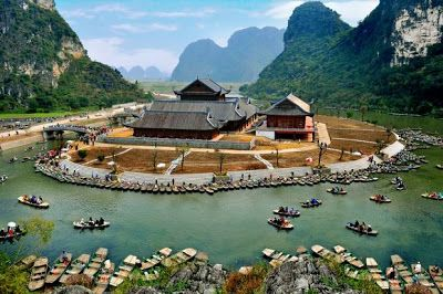 Trang An landscapes complex - World Heritage List