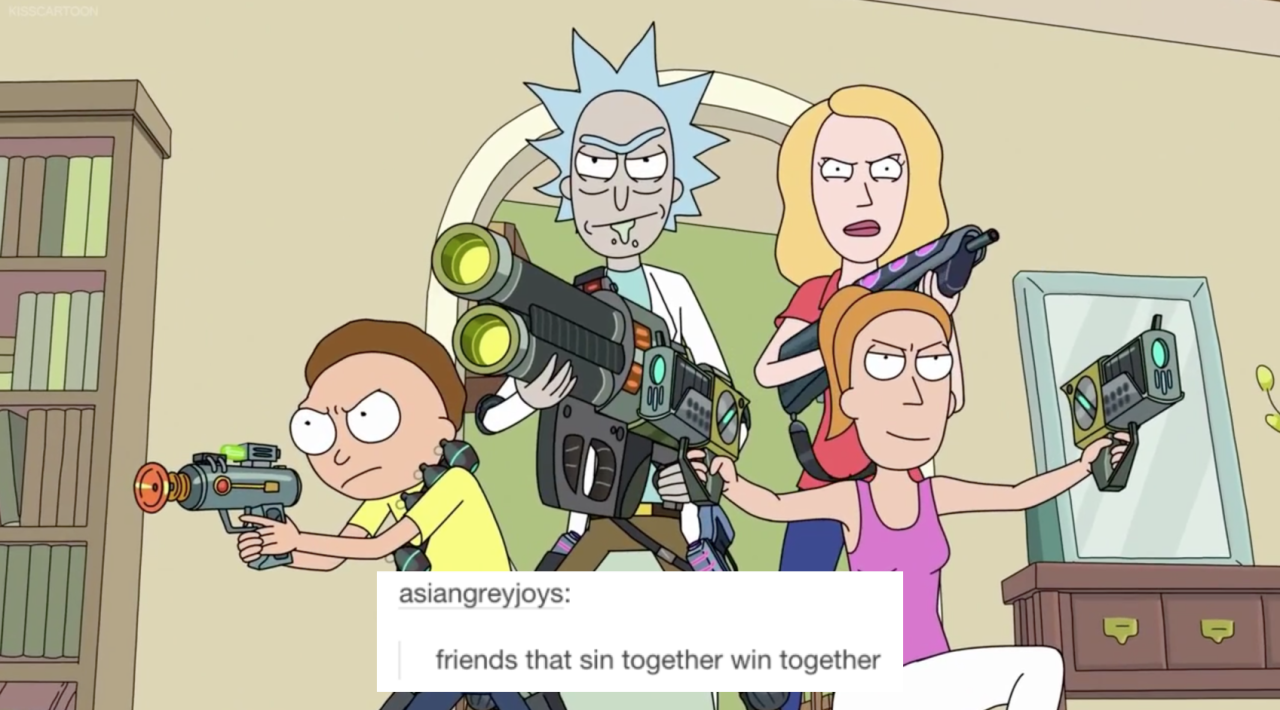 Rick Sanchez Quotes Rick And Morty  Text Posts  Rick And Morty  Pinterest  Text