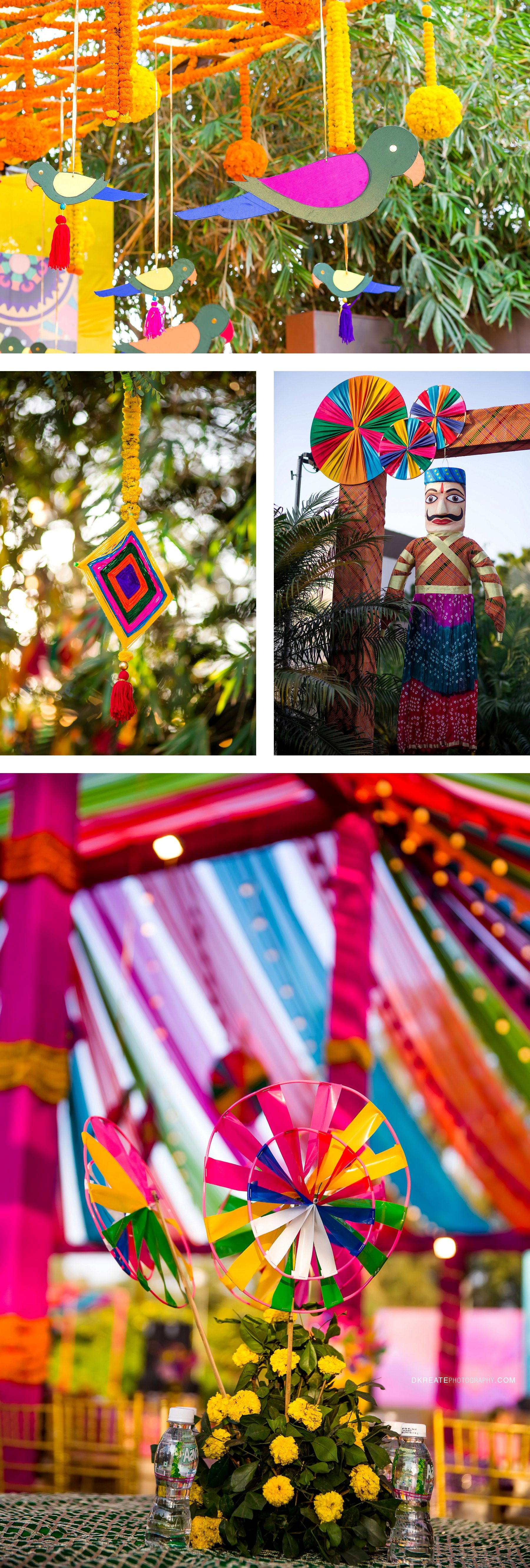 Indian wedding backdrop ideas. Colorful. Mela themed. Colorful ... for Indian Hanging Decorations  186ref