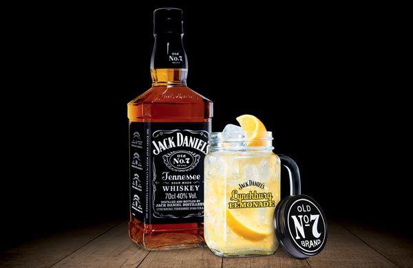 Cocktail au jack honey