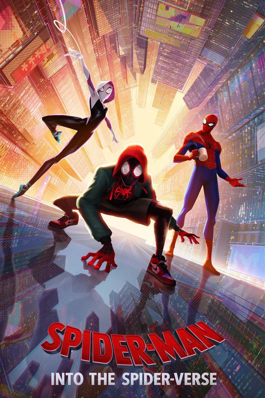 Descargar Spider Man Into The Spider Verse 2018 Pelicula
