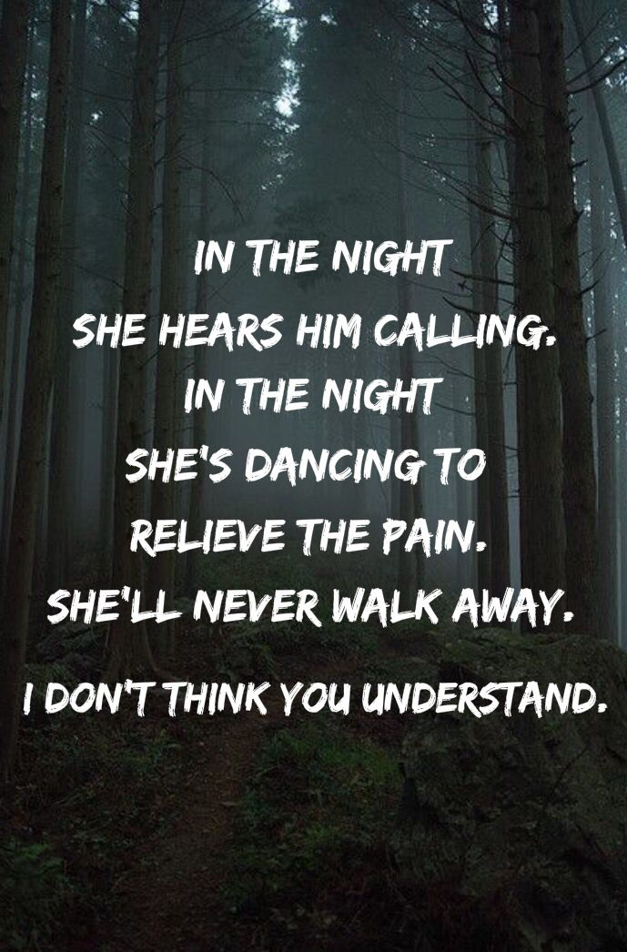 Lyric enemy the weeknd lyrics : In the Night The Weeknd lyrics | Lyrics | Pinterest | Songs, Lyric ...
