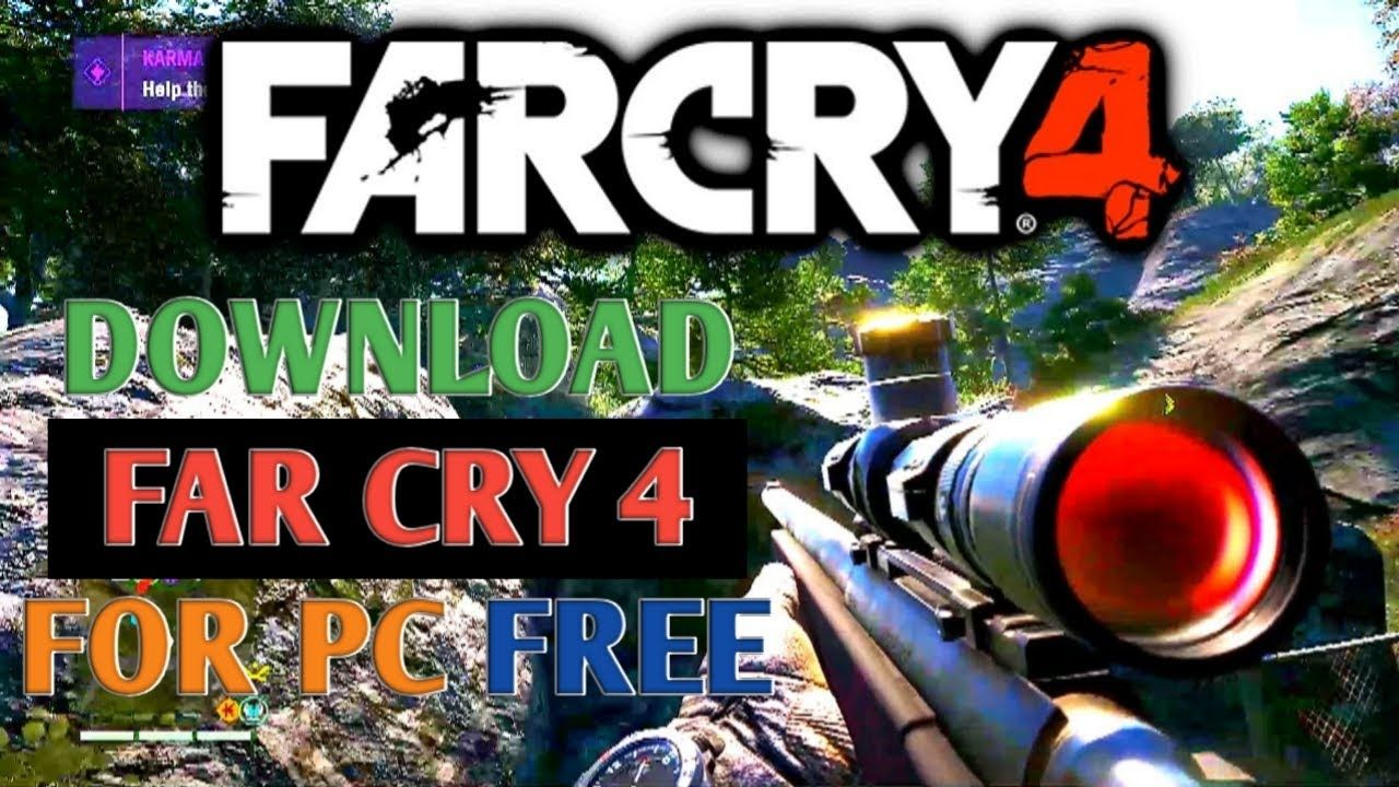 Far Cry 4 Download For Pc 2020 100 Working Free Method Far Cry 4 Crying Com Games