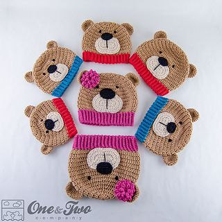 Adult bear pattern photos