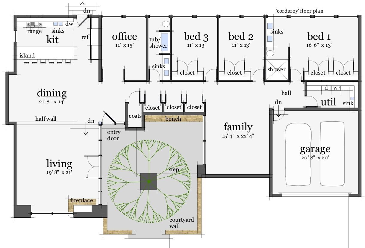 Castle house plans modern house Castle house floor plans
