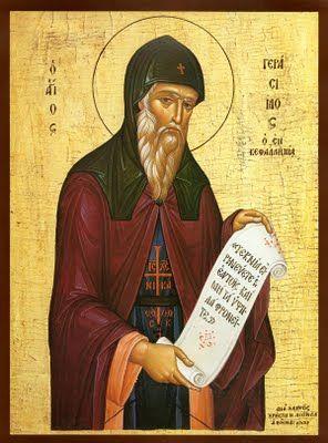 St. Gerasimos of Chephalonia