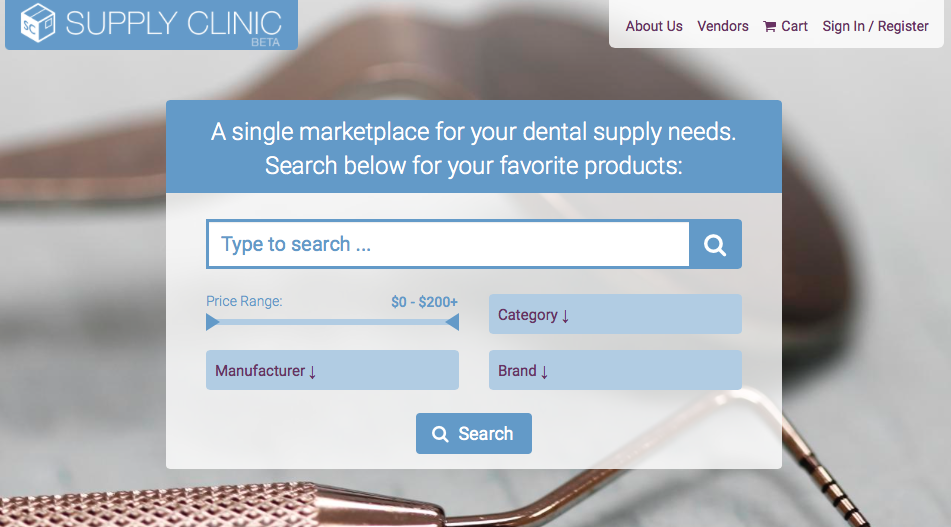 Meet the MATTER Startup That Wants to Be the Amazon for Healthcare Supplies